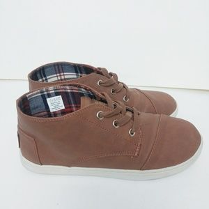 Toms Brown Shoe